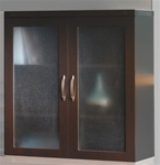 Aberdeen Glass Display Cabinet AGDC by Mayline