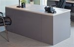 Mayline Straight Front Executive Desk C1331