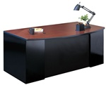 CSII Series Executive Desk C1956 by Mayline