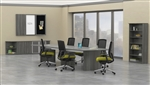 Mayline MNC14 Medina Series 14' Conference Table