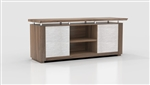 "Sterling STLC72 72"" Low Wall Cabinet by Mayline"