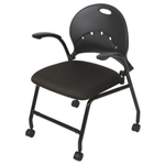 MooreCo Flip Seat Nester Chair 34426
