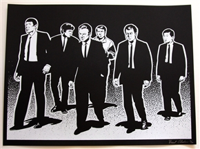 Reservoir Dogs/Star Trek Mash Up