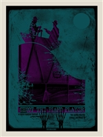 Shoot The Piano Player Castro Theatre Poster by David O'Daniel