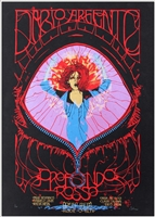 Profondo Rosso (Deep Red) Movie Poster by Malleus