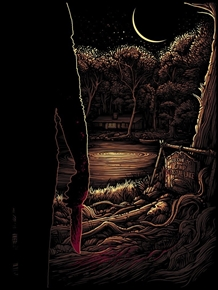 Friday 13th Variant Edition by Dan Mumford