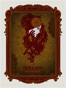 Repulsion Movie Poster by David O'Daniel