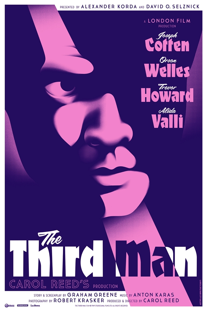 an analysis of the film the third man Note also that over the old man is the star of david 8 comments on close encounters of the third kind film analysis.