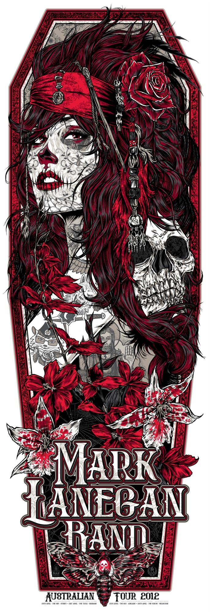 Kyuss Australian Tour