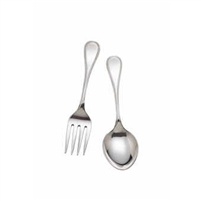 Sterling Spoon and Fork Set