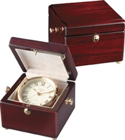 Treasure Chest Captain's Clock