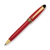 Aurora Ipsilon Resin Red Ballpoint