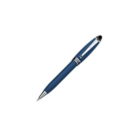 Aurora Ipsilon Satin Blue Pencil