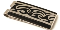 SILVERTONE MONEY CLIP