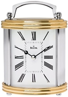 Bulova Dominion Table Top Clock