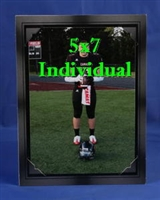 1 - 5x7 Individual Picture in an easel.