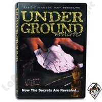 DVD Under Ground Magic