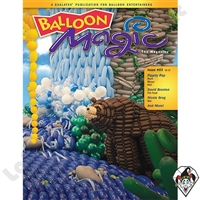 Balloon Magic Magazine Qualatex #83