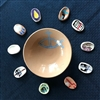 Blessing Bowl, Mat, and Stones for Congregational Milestones