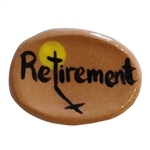 Retirement Stone for Gifting