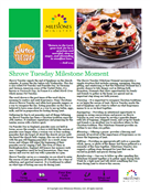 Shrove Tuesday Milestone Moment - Download
