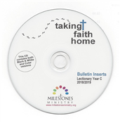 Taking Faith Home Year C 2018-2019 CD