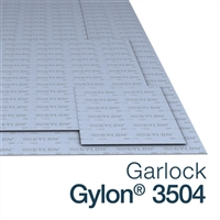 "Garlock Gylon® 3504 Ring Gasket - 300 Lb. - 1/16"" Thick - 1"" Pipe"