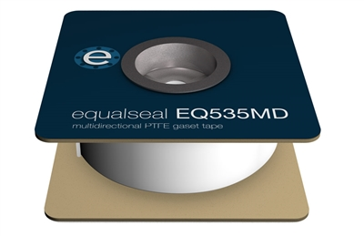 "Equalseal EQ535MD - Multi-Directional PTFE Tape -  1/2"" x 1/8"" Thick  x 30 Foot Roll"