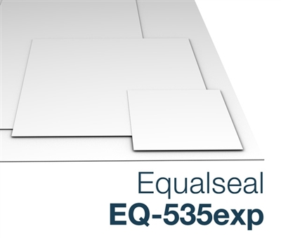 "Equalseal EQ 535 Custom Sheet  - 1/4"" x 12"" x 12"""