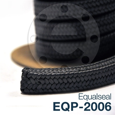 Equalseal EQP-2006 Graphite Filled PTFE Packing