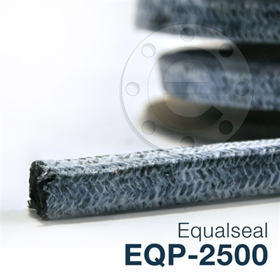 Equalseal EQP-2500 Carbon Yarn Packing with PTFE Lubricant