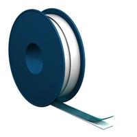 "Expanded PTFE Tape - .125"" x 1/2"" Wide x 30 Feet"