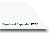 "Equalseal EQ 535exp - Expanded PTFE Gasket Sheet - 1/8"" Thick x 36"" x 36"""