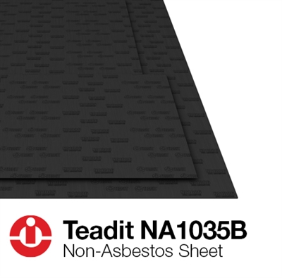 "Teadit® NA1035B Gasket Sheet - 59"" x 63"""