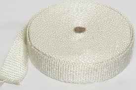 "Plain Fiberglass Tape - 1/16"" x 1"" x 100 Feet Roll"