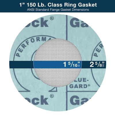 "Gasket Strainer - Ring - 1"" - 150 Lb. Class"
