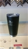 BOSS 20-ounce black tumbler