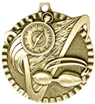 Swimming Medal Gold 2 inches