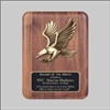 Solid America Walnut Plaque 9 x 12