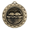 "2 5/16"" Spinner Medal, Swimming"