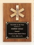 "Emergency Medical Plaque 9"" x 12"""