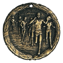 "2"" XR Medal, Cross Country"