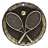 "2"" XR Medal, Tennis"