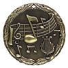 "2"" XR Medal, Music"