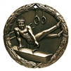 "2"" XR Medal, Gymnastics Male"