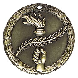 "2"" XR Medal, Victory"
