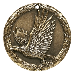 "2"" XR Medal, Eagle"