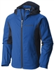 COLUMBIA BOY SPLASHFLASH II HOODED SOFTSHELL JACKET SUPER BLUE