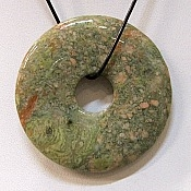 35mm STONE DONUT-D148-15