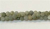 QRB128-04mm LABRADORITE BEADS FINISH